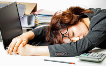 Young workers more likely to experience fatigue – Dr Jessica Paterson