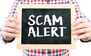Stop! Scammers!